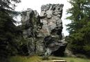 Vysoký kámen, Stráž, Háj 49