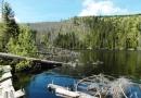 Poledník, jezera Prášilské a Laka 16