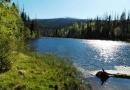 Poledník, jezera Prášilské a Laka 59
