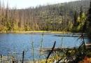 Poledník, jezera Prášilské a Laka 66